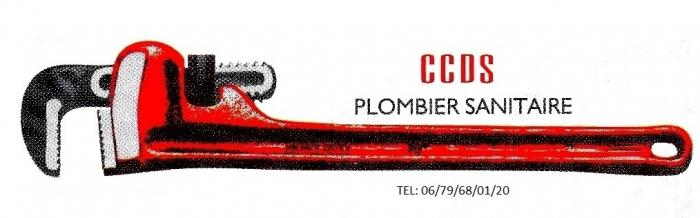 ccds plombier � Coursan